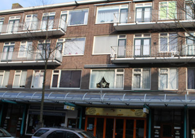 Onderhoud, Rotterdam