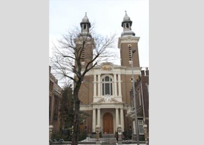 Onderhoud Kerk, Rotterdam